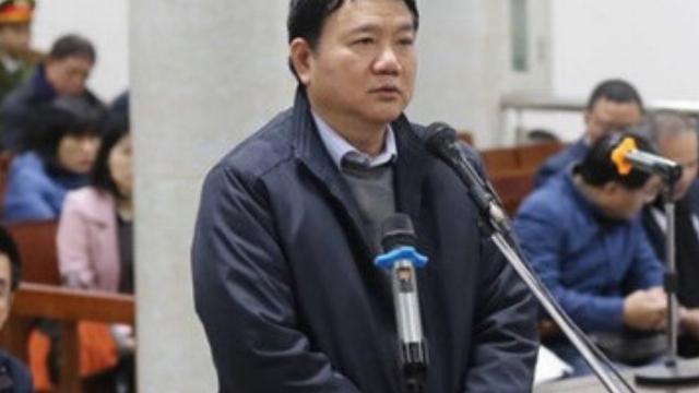 Lần thứ 2 tự bào chữa, bị cáo Đinh La Thăng nói gì?