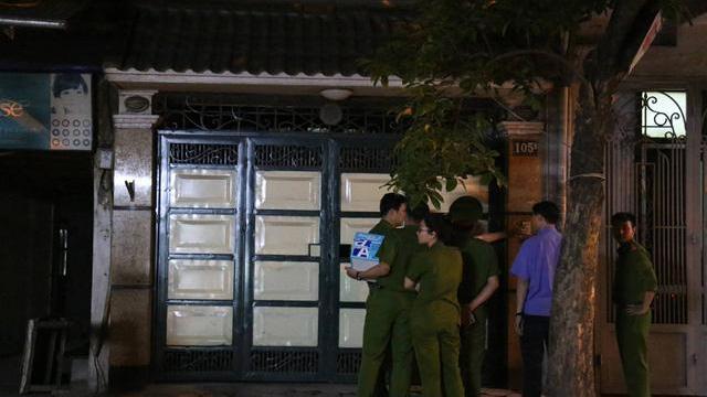 Khám nhà nguyên tướng tình báo Phan Hữu Tuấn ở Hà Nội