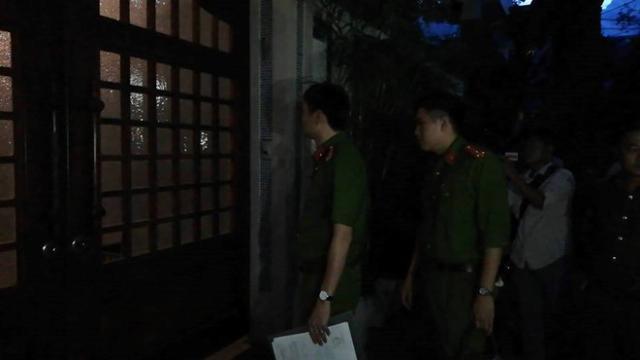 Khởi tố ông Đào Tấn Bằng và 3 cán bộ ở Đà Nẵng dính đến Vũ Nhôm