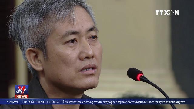 """Xét xử nhóm phản động """"Liên minh dân tộc Việt Nam"""""""