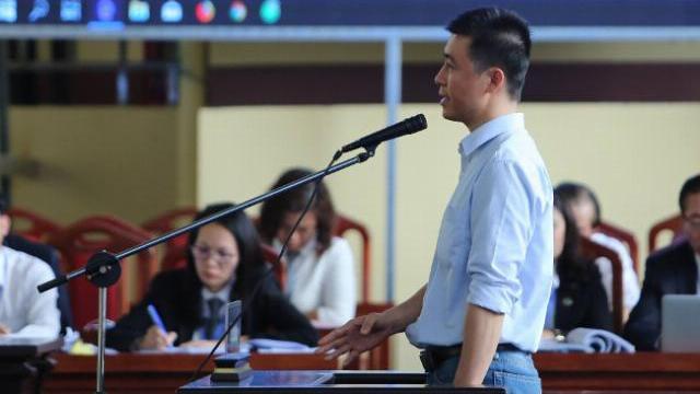 """Ông trùm Phan Sào Nam khai """"sự thật động trời"""" tại tòa"""