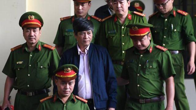 Bị cáo Nguyễn Thanh Hóa nói gì về việc ký hết hợp tác với CNC
