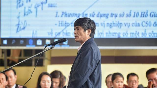 Ông Nguyễn Thanh Hóa phân trần việc CNC thuê nhà số 10 Hồ Giám