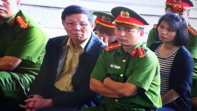 VKS đề nghị mức án 7 năm 6 tháng tù với cựu tướng Phan Văn Vĩnh