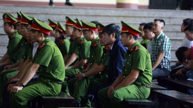 VKS luận tội ông Nguyễn Thanh Hóa