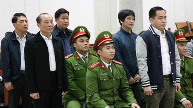 """Hai cựu Thứ trưởng Bộ Công an khai gì trong phiên tòa xét xử Vũ """"nhôm"""""""