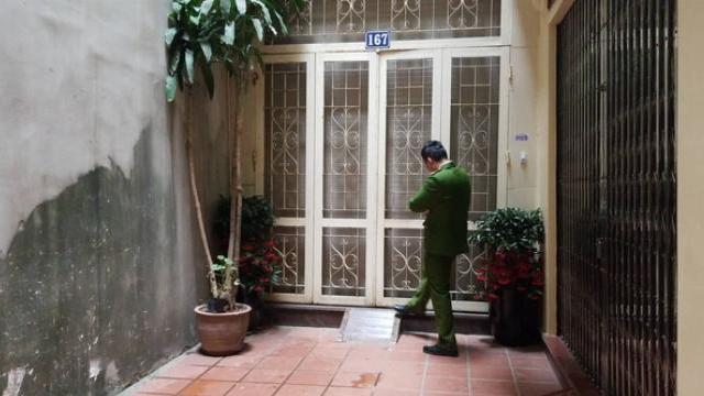 Cận cảnh khám xét nhà cựu bộ trưởng Trương Minh Tuấn