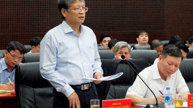 Ông Nguyễn Ngọc Tuấn cùng nhiều cán bộ Đà Nẵng bị khởi tố