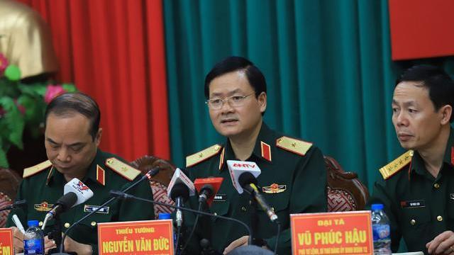 Bộ Quốc phòng thông tin vụ quân nhân bị tố xâm hại con đẻ suốt 4 năm