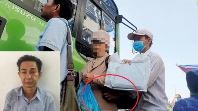 Công an TP.HCM thông tin vụ móc túi hành khách đi xe buýt