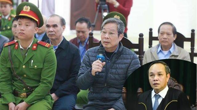 Ông Nguyễn Bắc Son bị chủ tọa mắng ngay tại tòa