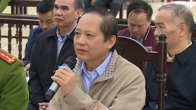 Ông Trương Minh Tuấn xin HĐXX giảm án cho mình và các bị cáo