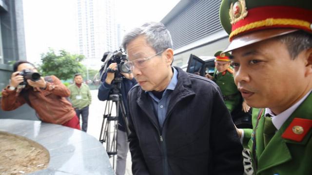 HĐXX nhận định hành vi phạm tội của ông Nguyễn Bắc Son