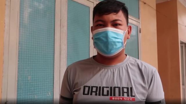 Nguyễn Văn Đúng thừa nhận xuyên tạc thông tin