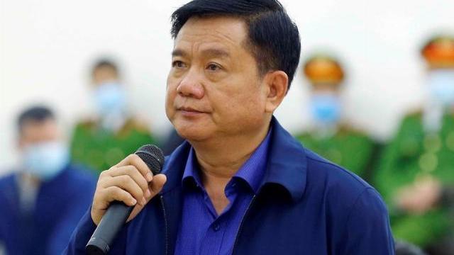 Ông Đinh La Thăng phủ nhận lời khai của Trịnh Xuân Thanh
