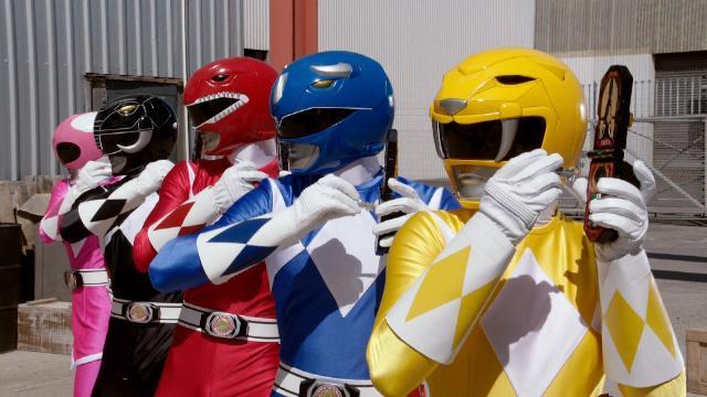 Siêu nhân - Power Rangers Super Megaforce - All Legendary Ranger Mode Fights (Episodes 1-20)