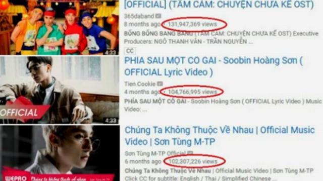 Nghệ sĩ Việt làm giàu từ YouTube, Facebook