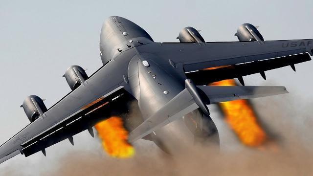 Những vụ tai nạn máy bay kinh hoàng - Airplane сrashes, failed takeoff aircraft and crosswind landings