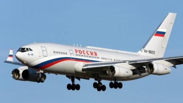 Uy lực chuyên cơ IL-96-300PU của Tổng thống Nga - Russian IL-96!Flying Fortress!Putin's Plane!