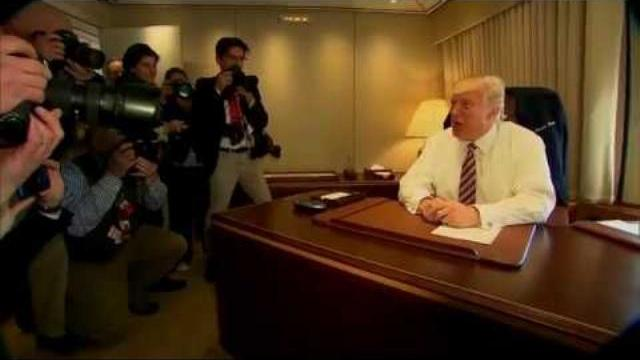 Bên trong chiếc Air Force One của Tổng thống Donald Trump - INSIDE AIR FORCE ONE - President Donald Trump