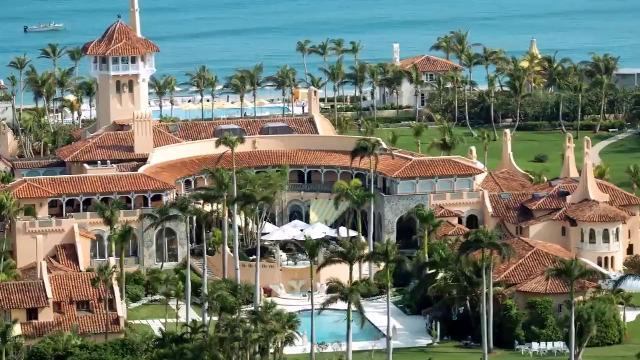 Cận cảnh khu nghỉ dưỡng xa hoa của tổng thống Mỹ Donald Trump