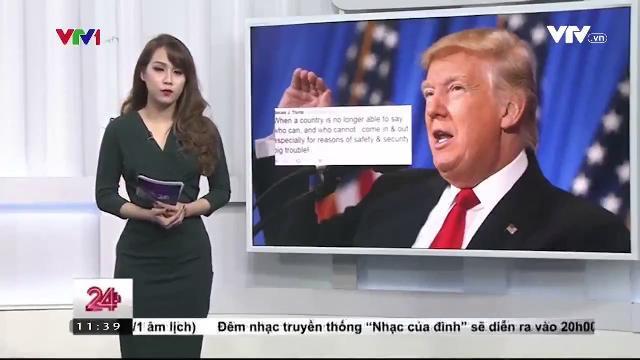 Tòa án Mỹ bãi bỏ quy định cấm nhập cảnh, Tổng thống Trump chỉ trích trên Twitter
