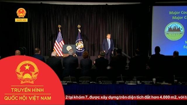 Tổng thống Mỹ chỉ trích Tòa án phúc thẩm liên bang