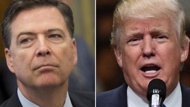 Cuộc chiến ngầm giữa Trump và ông trùm FBI