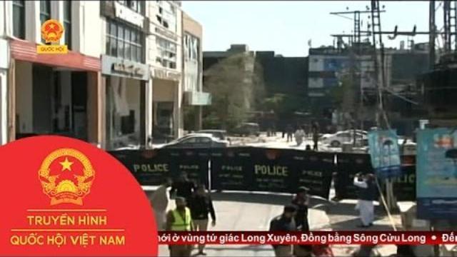Thời sự - Pakistan: Nổ bom tại Lahore, ít nhất 7 người thiệt mạng