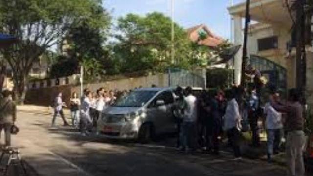 Sứ quán Triều Tiên ở Malaysia im ắng trong căng thẳng ngoại giao