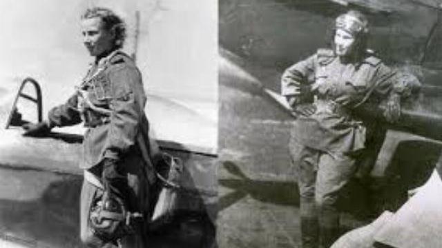 'Bông hồng trắng' - nữ phi công tinh nhuệ của Liên Xô