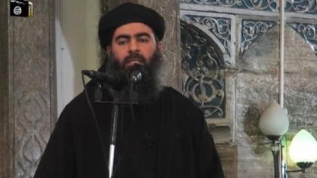 Thủ lĩnh tối cao IS bị cô lập ở Iraq nóng nhất hôm nay