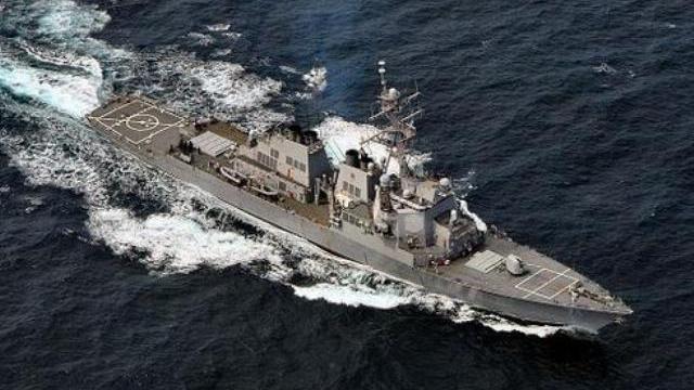 Đội tàu chiến Mỹ dội tên lửa Tomahawk vào căn cứ quân sự Syria