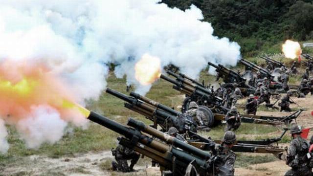 Ba kịch bản nổ ra chiến tranh ở Triều Tiên