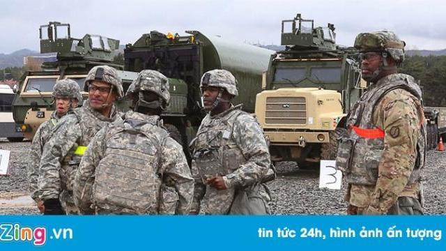 Vì sao Mỹ khó tấn công quân sự Triều Tiên?