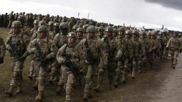 Hơn 1.000 binh sĩ Mỹ, Anh tới Ba Lan đối phó Nga