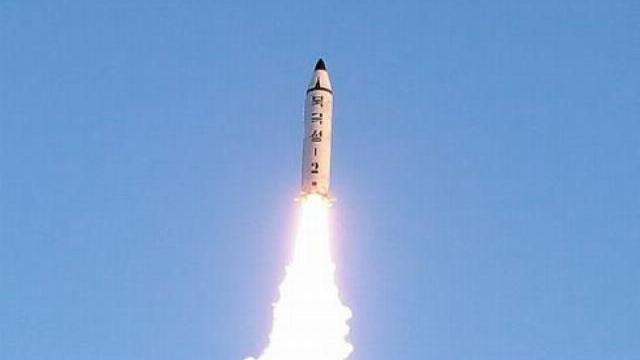 Triều Tiên duyệt binh kỷ niệm sinh nhật lãnh tụ