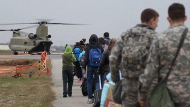 Mỹ sắp tổ chức diễn tập sơ tán công dân tại Hàn Quốc