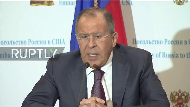 """Chi tiết """"lạ"""" trong cuộc họp kín giữa Tổng thống Trump và Ngoại trưởng Nga"""