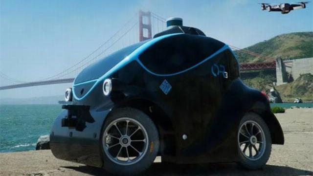 Cảnh sát Dubai sử dụng ôtô robot