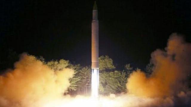 Triều Tiên tung video mô phỏng phóng tên lửa vào Guam