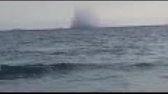 Tiêm kích chuyên chặn máy bay Nga đâm đầu xuống biển