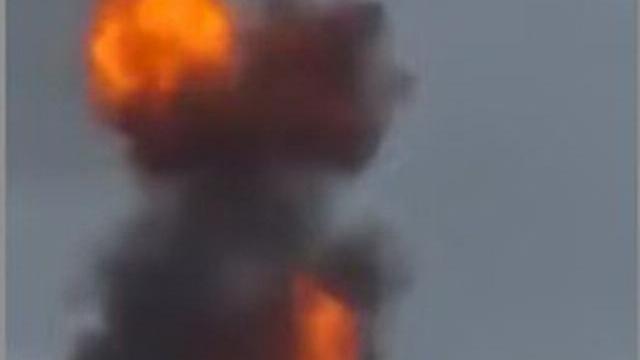 Video: Hé lộ giây phút chiếc UAV ám sát Tổng thống Venezuela Nicolas Maduro nổ tung trên trời