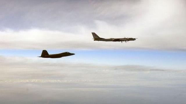 Máy bay Tu-95 và Su-35 thực hiện các chuyến bay tuần tra trong khuôn khổ Vostok-2018