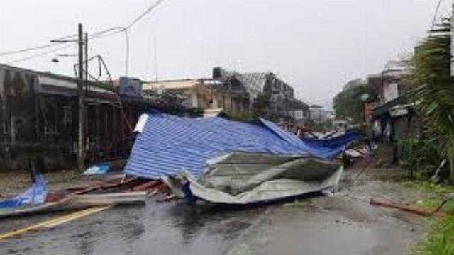 Siêu bão Mangkhut đổ bộ Cagayan