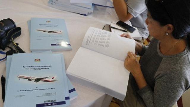 Hé lộ tin nhắn cuối cùng gửi tới MH370 bị giấu nhẹm suốt 4 năm
