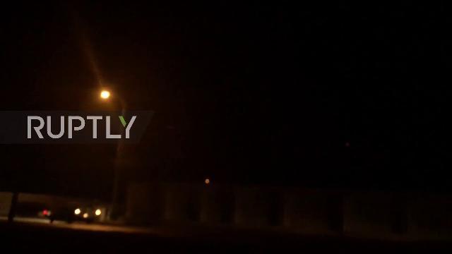 Tên lửa tấn công thành phố biển Latakia của Syria