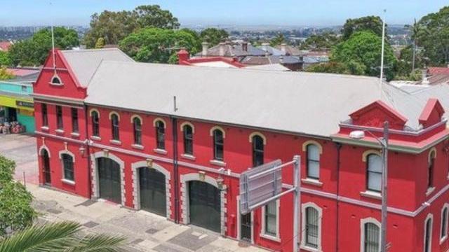 Tòa dinh thự Trạm cứu hỏa trị giá nghìn tỷ tại Australia chính thức về tay tỷ phú gốc Việt