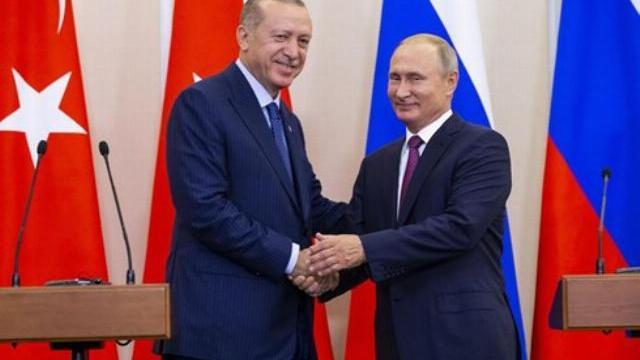 Nga, Thổ Nhĩ Kỳ thiết lập vùng phi quân sự tại Idlib Thế giới