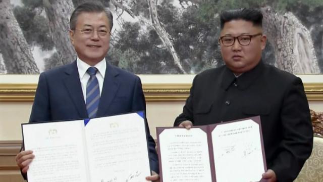 Một quyết định chưa từng có sau hội nghị thượng đỉnh liên Triều